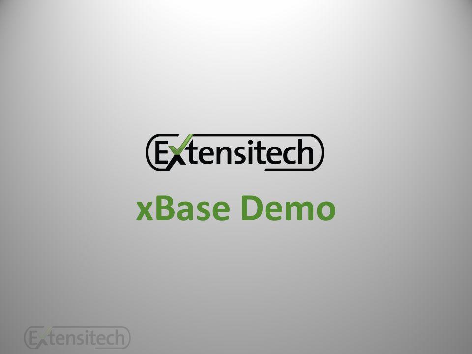 xBase Demo