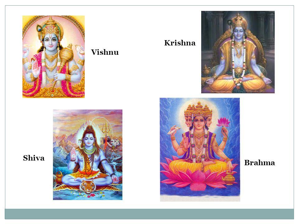 Brahma Vishnu Shiva Krishna
