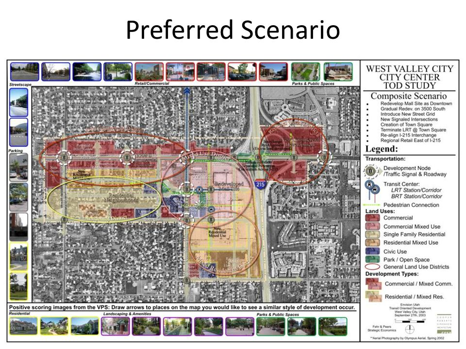 Preferred Scenario