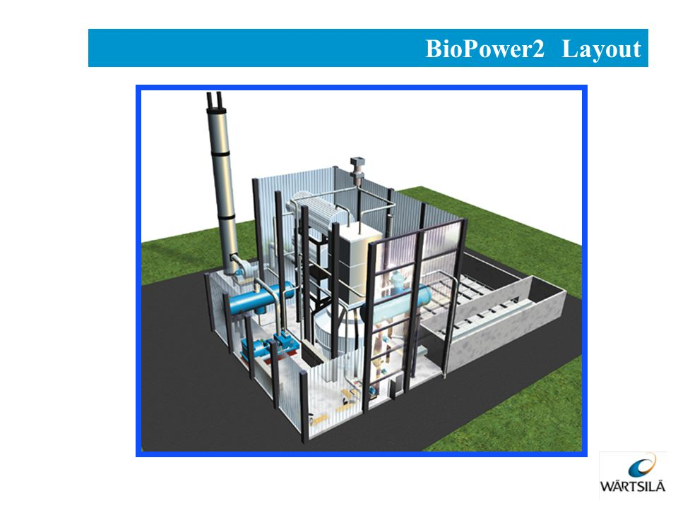 BioPower2 Layout