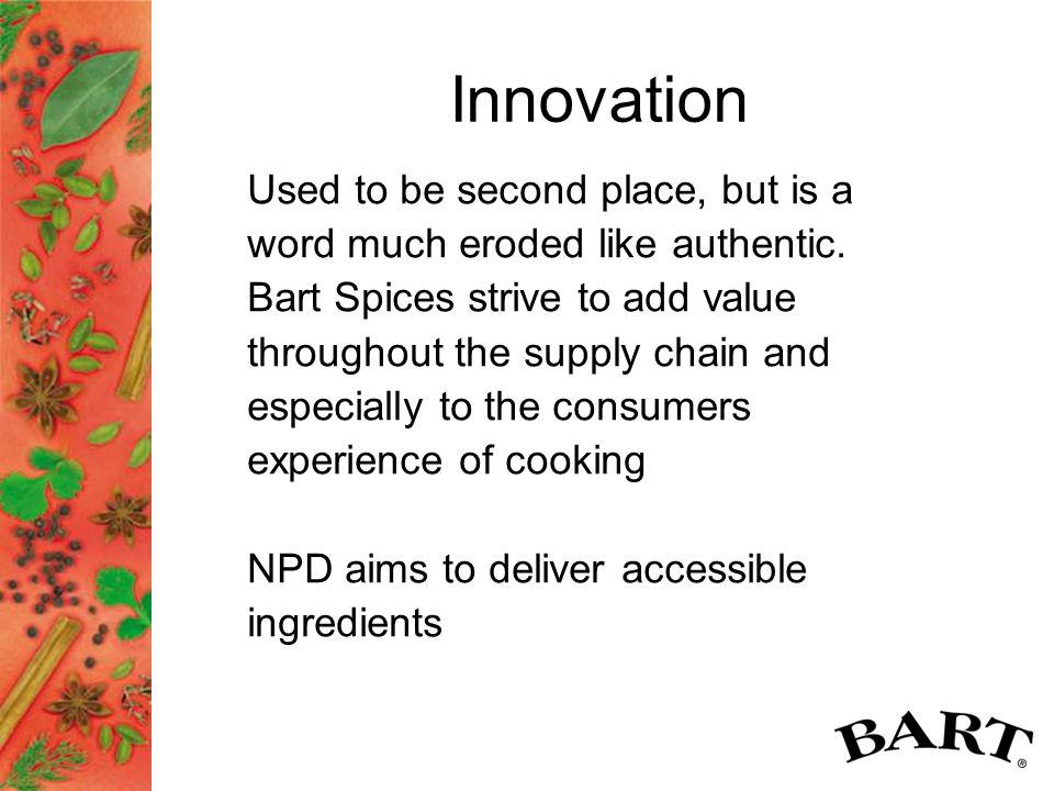 Innovation Used to be second place, but is a word much eroded like authentic.