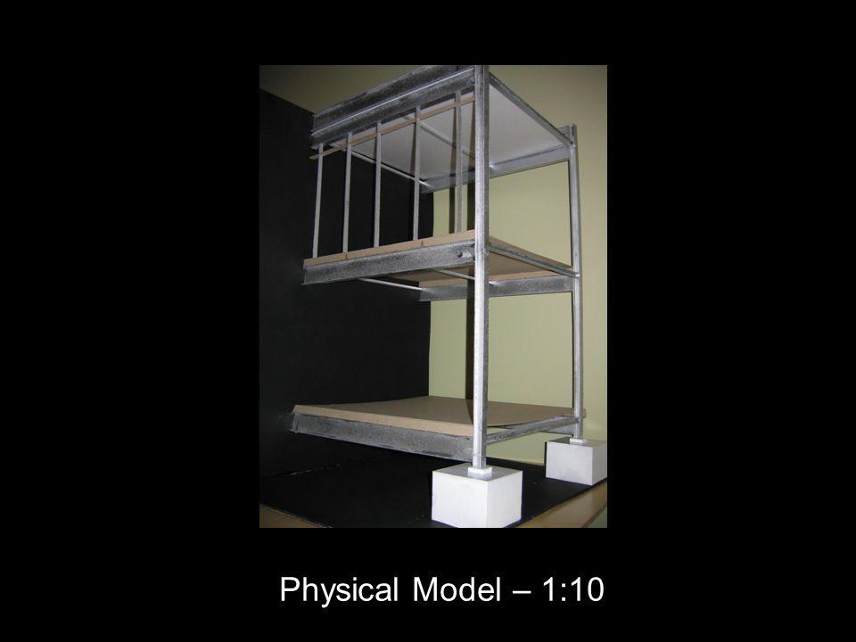Physical Model – 1:10