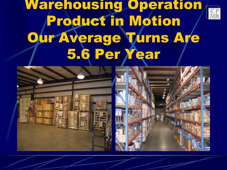 Distribution Sales