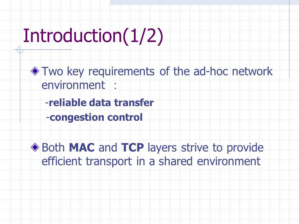 TCP Measurements(2/3)