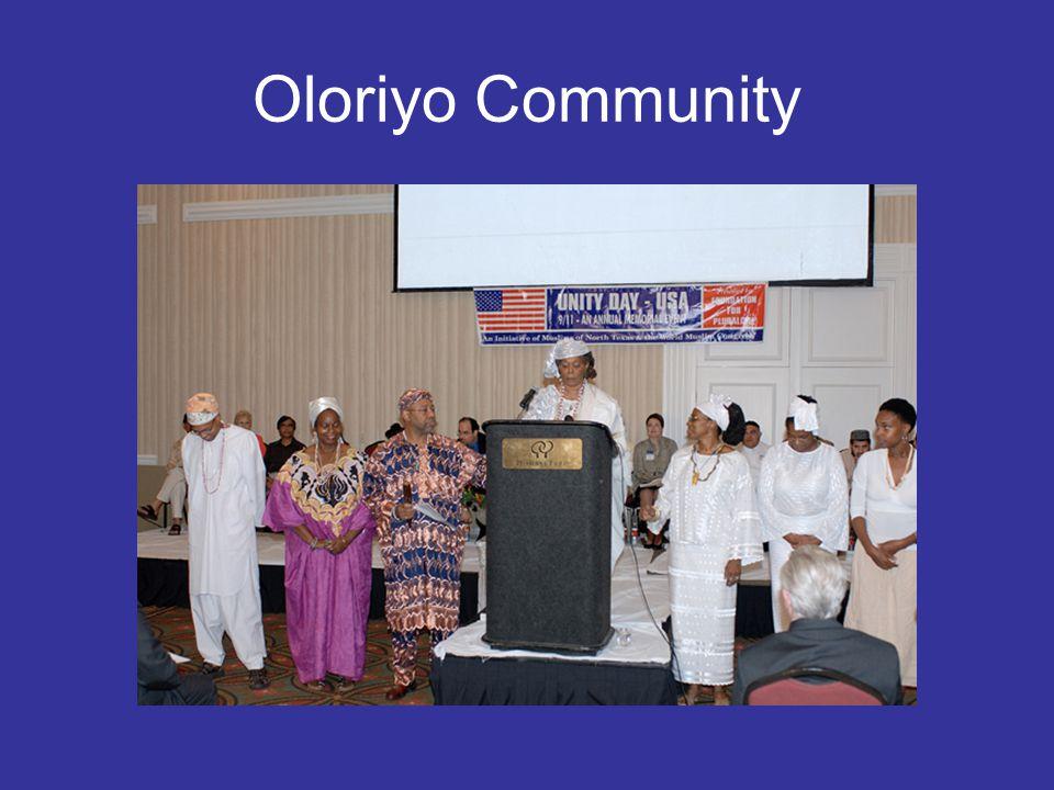 Oloriyo Community