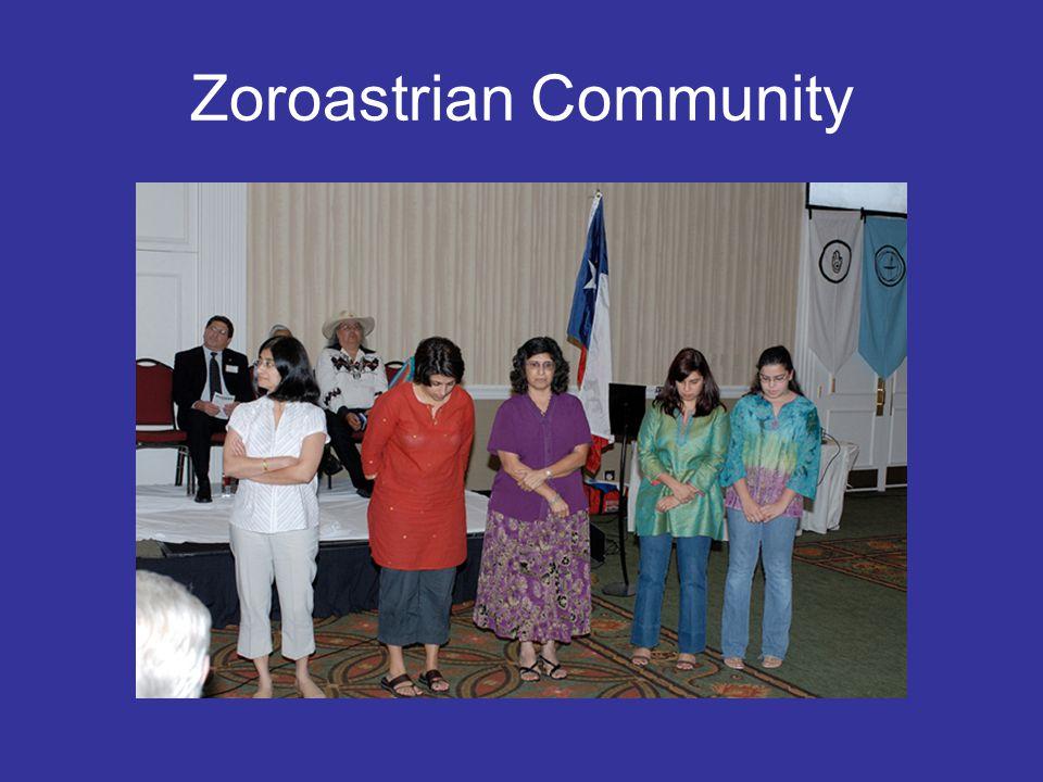 Zoroastrian Community