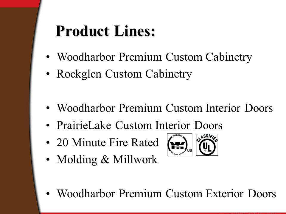 Woodharbor Premium Custom Cabinetry Rockglen Custom Cabinetry Woodharbor Premium Custom Interior Doors PrairieLake Custom Interior Doors 20 Minute Fir