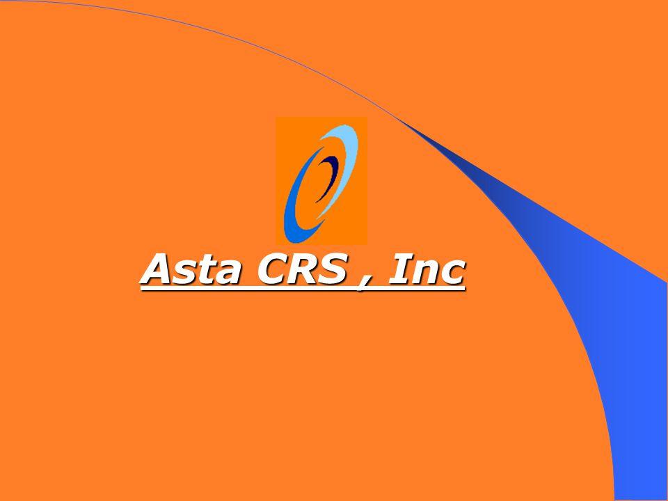 Asta CRS, Inc