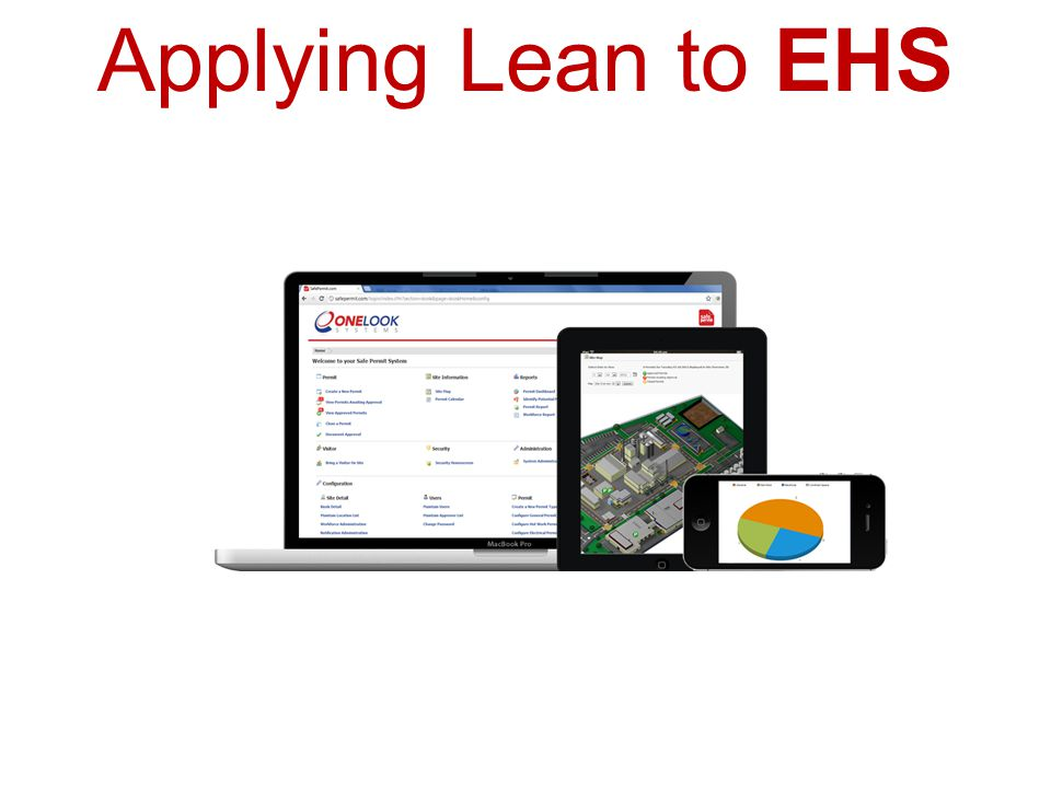 Key Points 5 Principles of Lean Application within EHS Real World Value Results