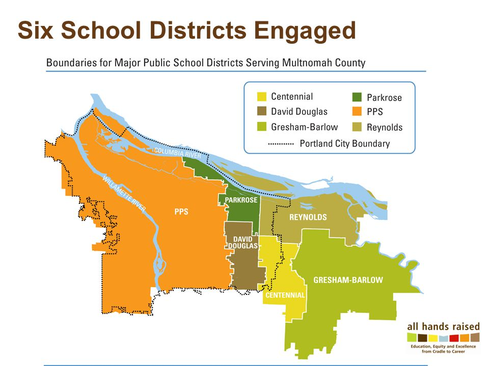 Six School Districts Engaged