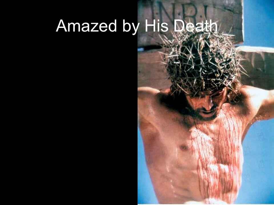 Amazed by His Resurrection