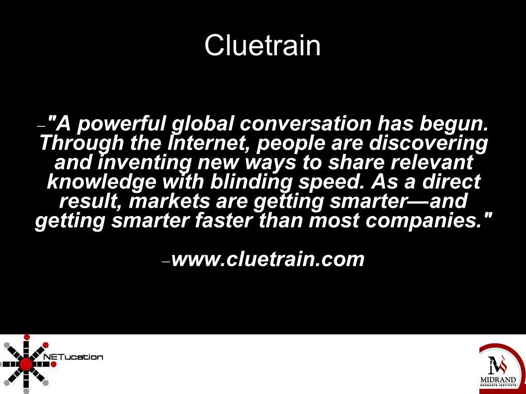 The Complete Independent Movie Marketing Handbook 21 Cluetrain 