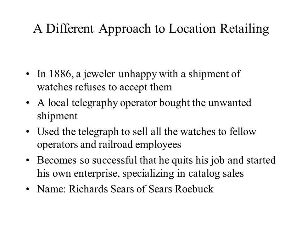 E-Commerce Retail Sales