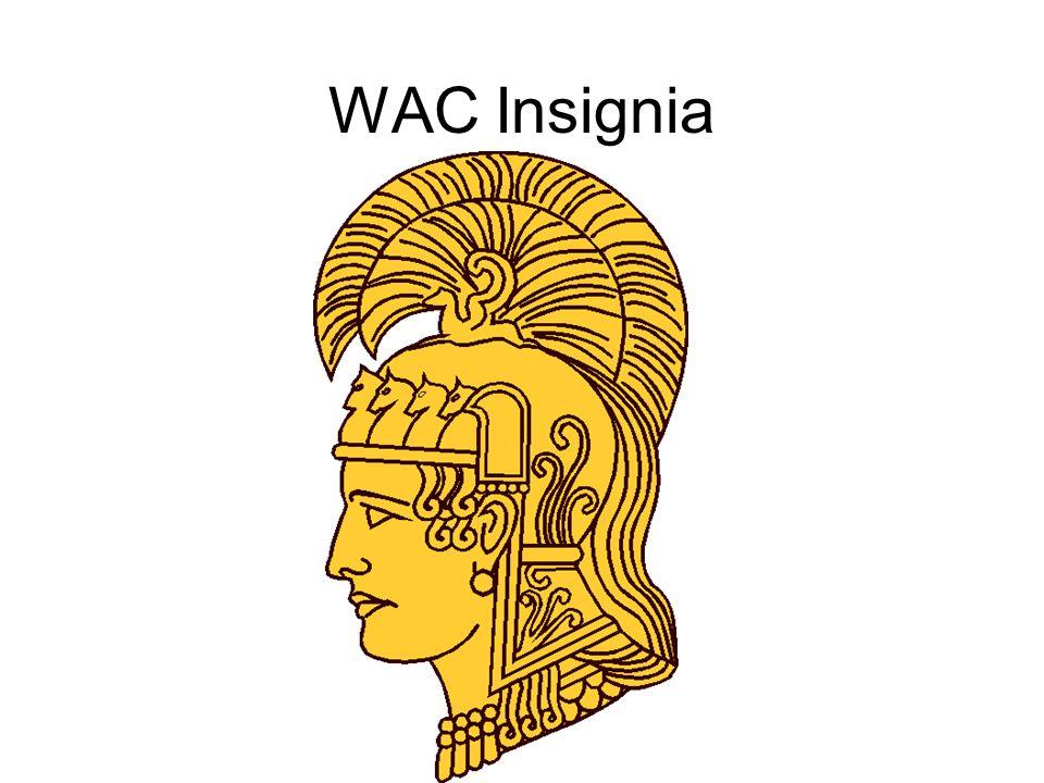 WAC Insignia