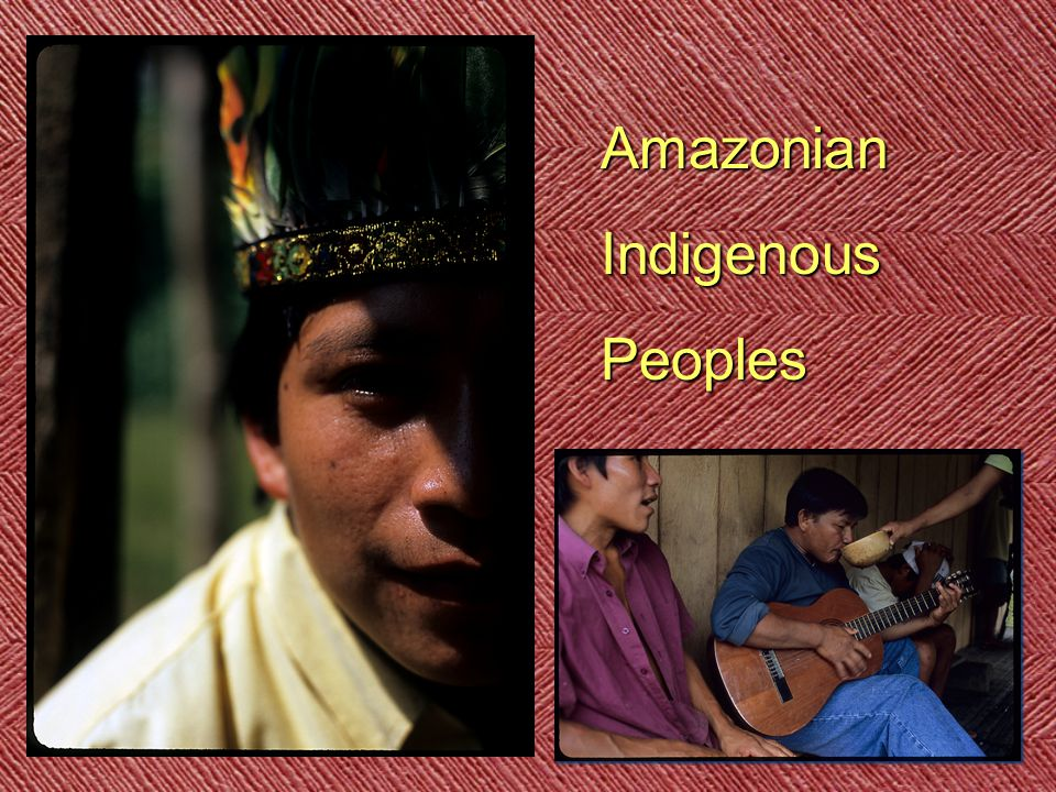 AmazonianIndigenousPeoples