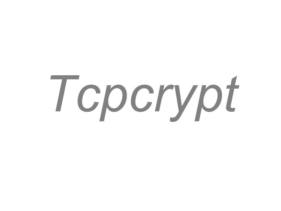 Tcpcrypt