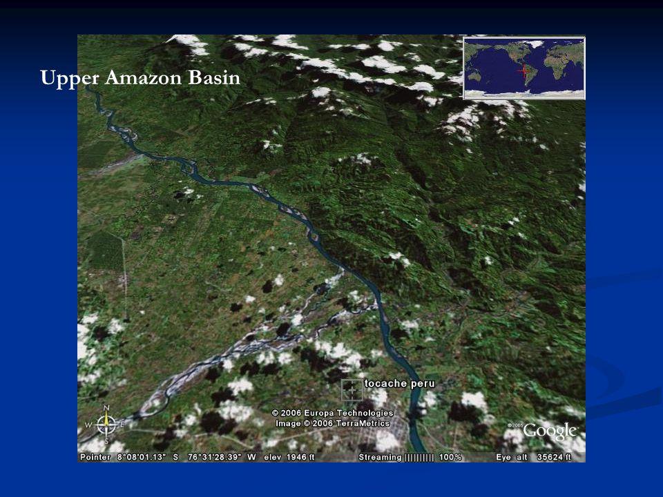 Upper Amazon Basin