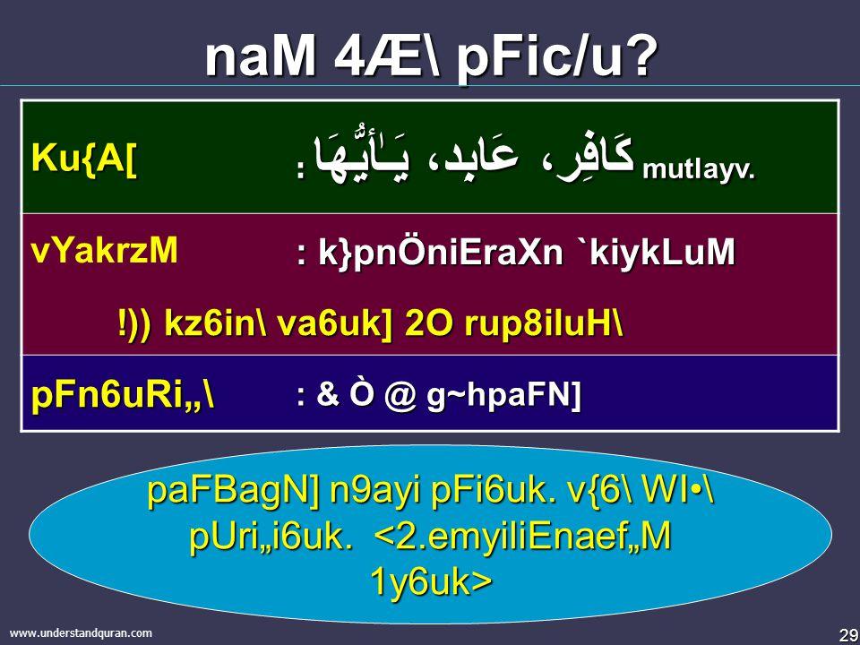 28 www.understandquran.comg~hpaFN]Ek]6} % _ 2O EkaS\sieå oru mzi6U{ eex{GYmu- mp3 RiE6a{diMg\ Ek]6uk.
