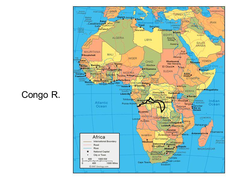 Congo R.
