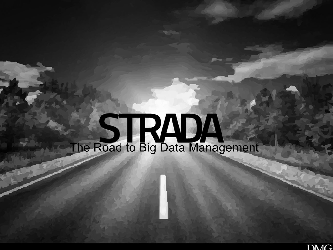 Data Strategy & Solutions The Road to Big Data Management