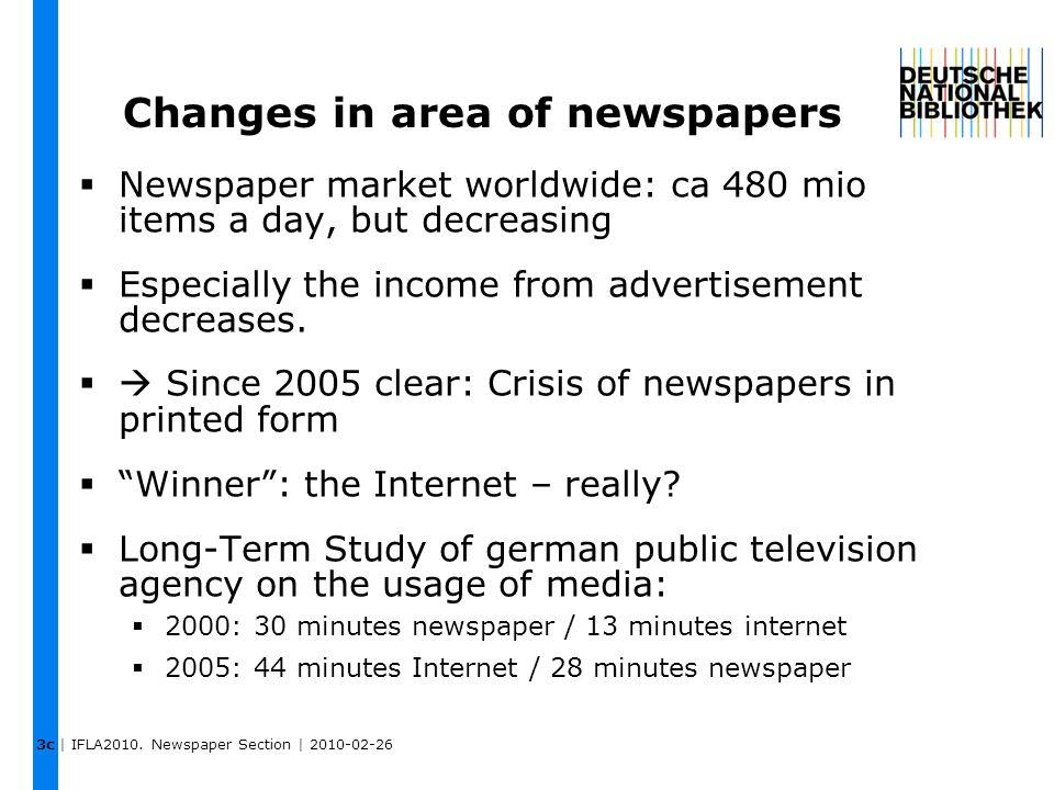 | IFLA2010. Newspaper Section | 2010-02-26 4