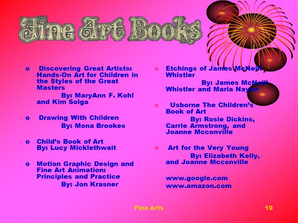 Fine Arts9