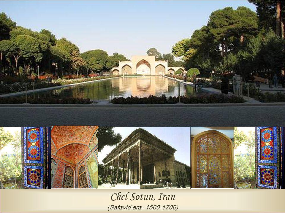Chel Sotun, Iran (Safavid era- 1500-1700)