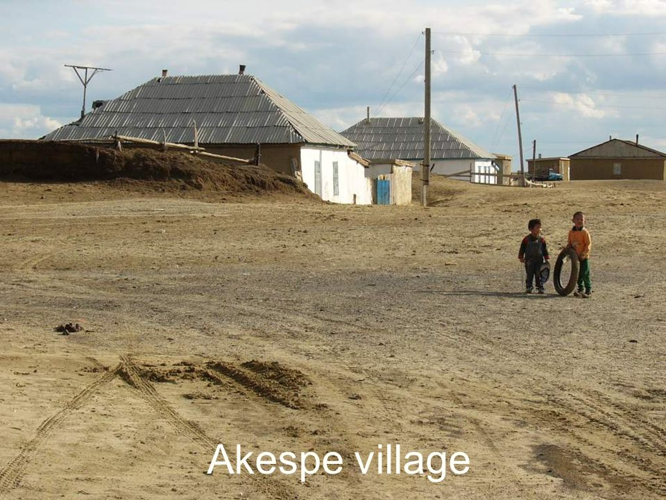 Akespe village