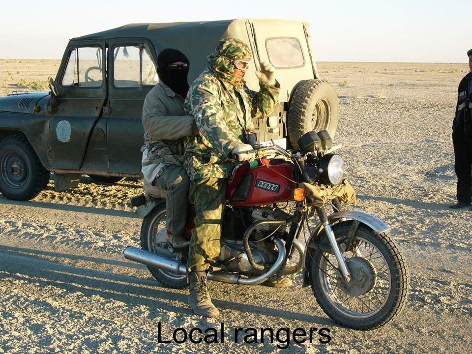 Local rangers