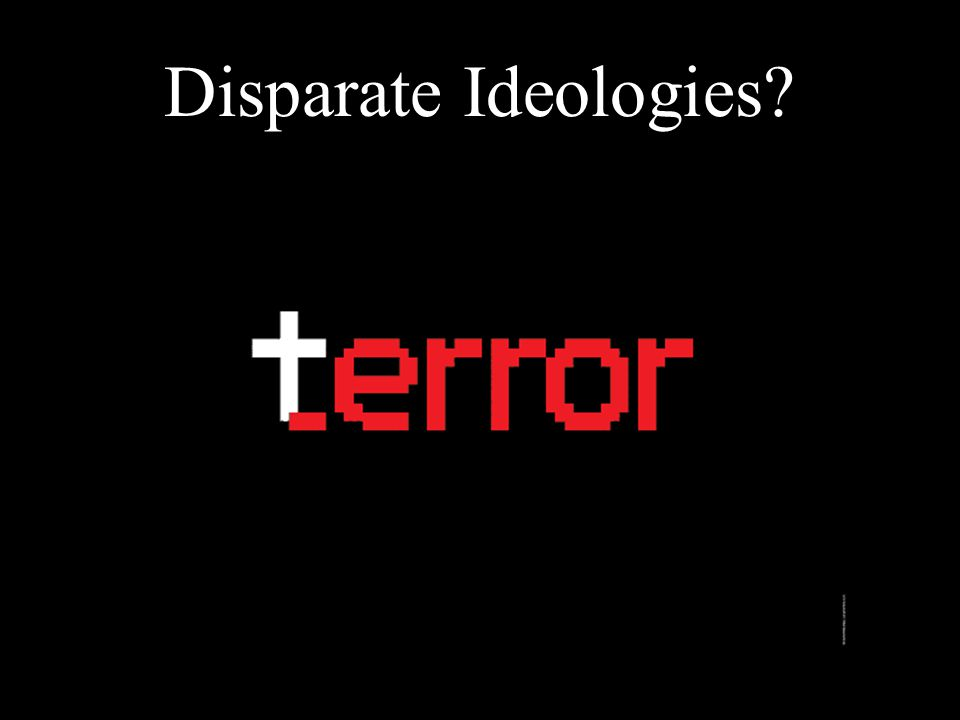 Disparate Ideologies