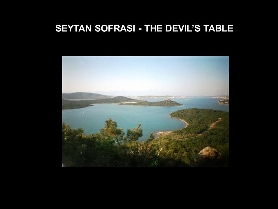 SEYTAN SOFRASI - THE DEVIL'S TABLE