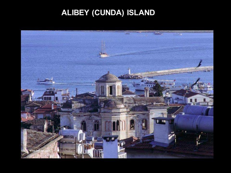 ALIBEY (CUNDA) ISLAND
