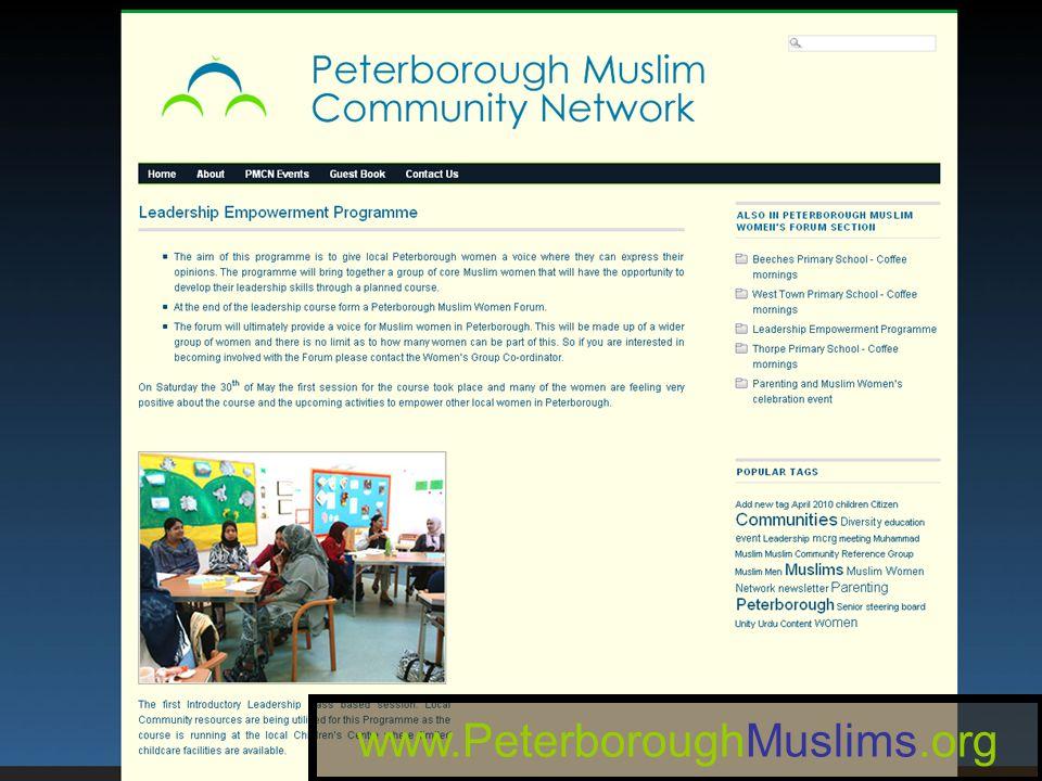 www.PeterboroughMuslims.org