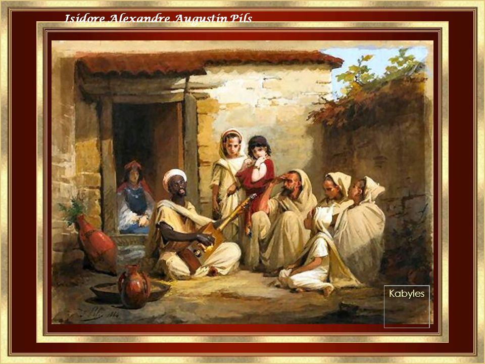 Frederick Arthur Bridgman 1847-1928 Afternoon, Algiers