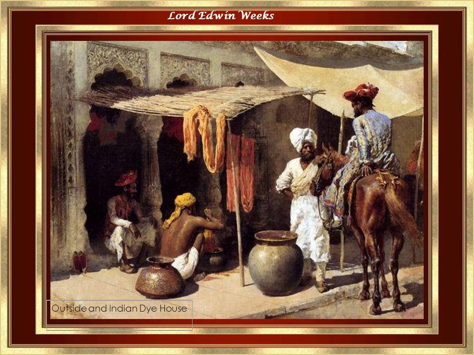 Horace Vernet The Arab Tale-Teller 1833