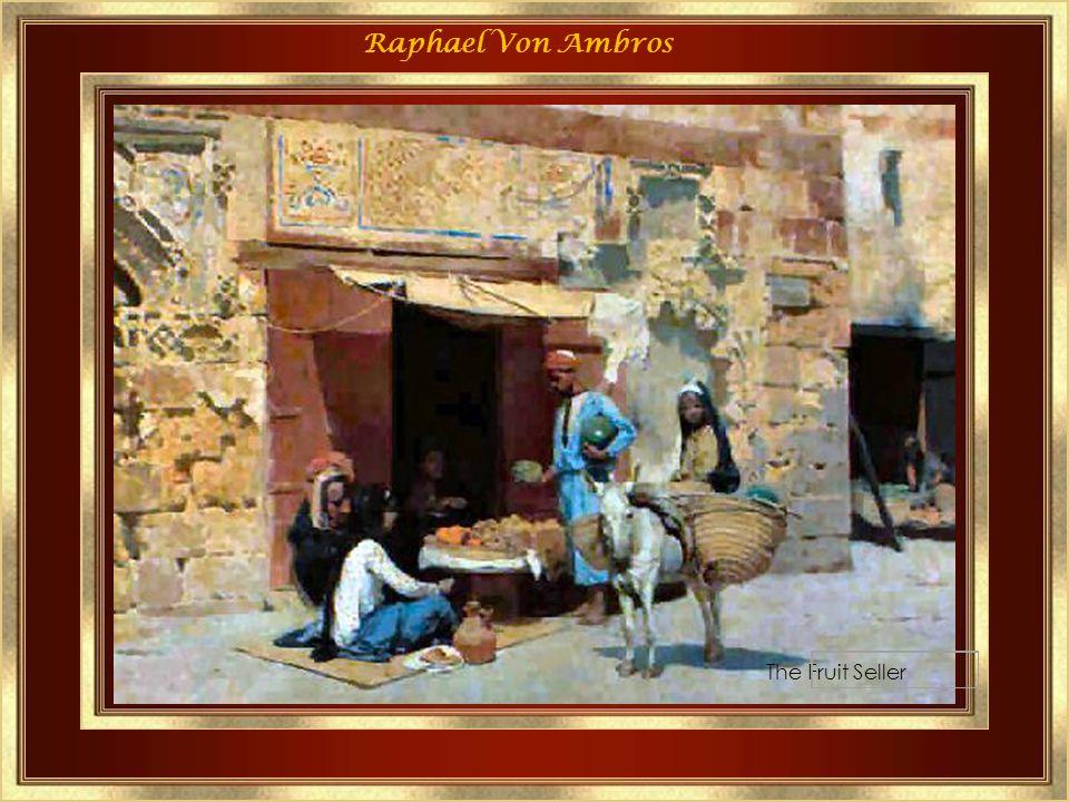 Benjamin Constant Favourite of the Emir