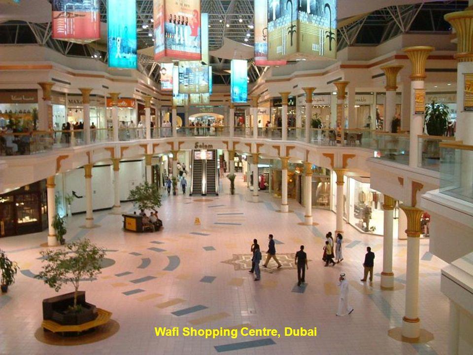 Wafi Shopping Centre, Dubai