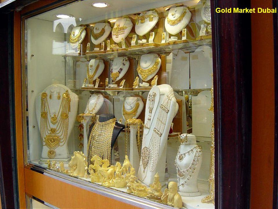 Gold Market Dubai