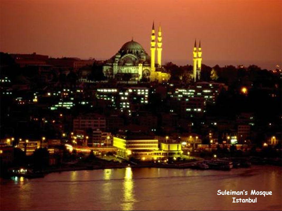 Suleiman's Mosque Istanbul