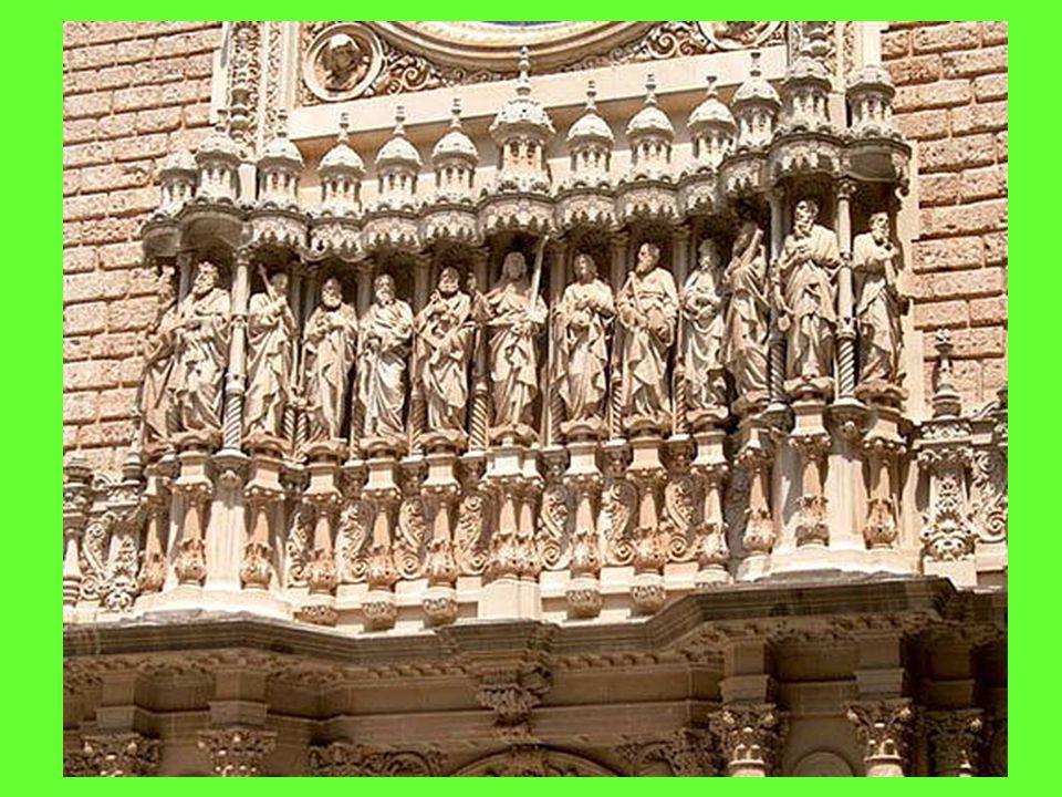 SPANISH CHURCHES EXTERIORS