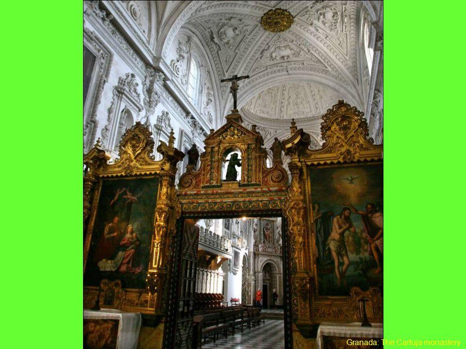 Granada: The cathedral