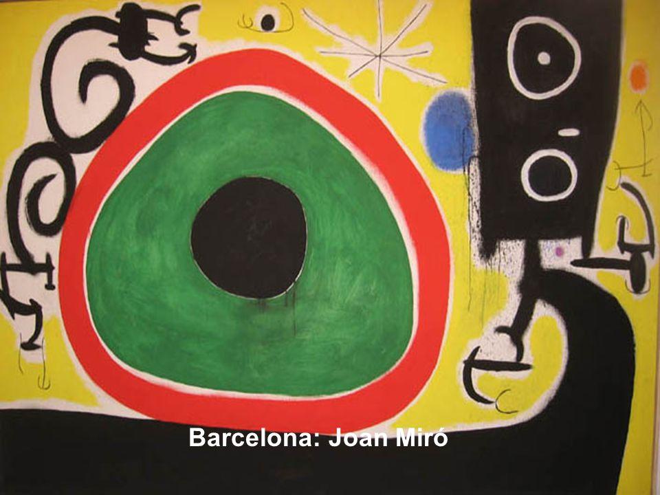 Barcelona: Joan Miró