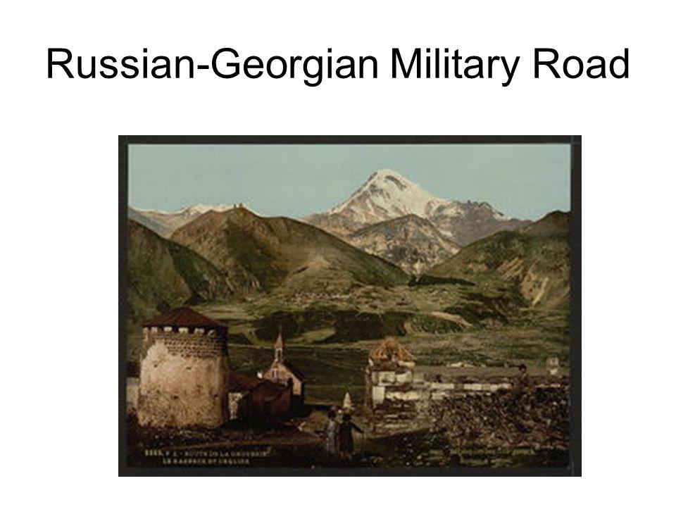 Russian-Georgian Military Road