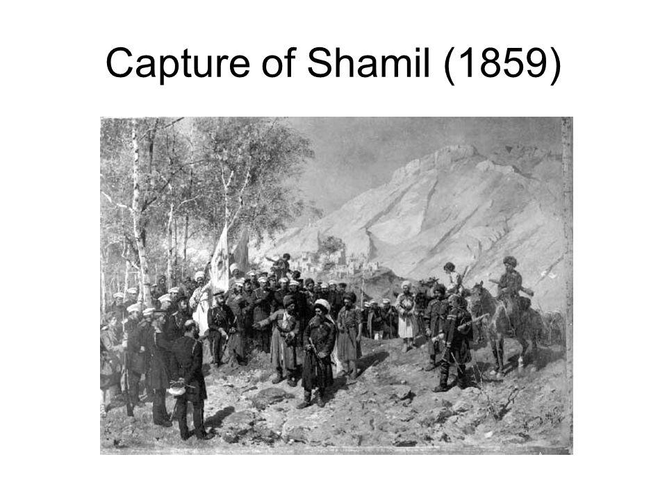 Capture of Shamil (1859)