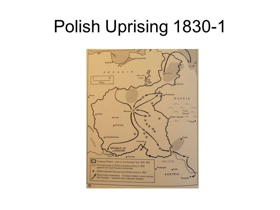 Polish Uprising 1830-1