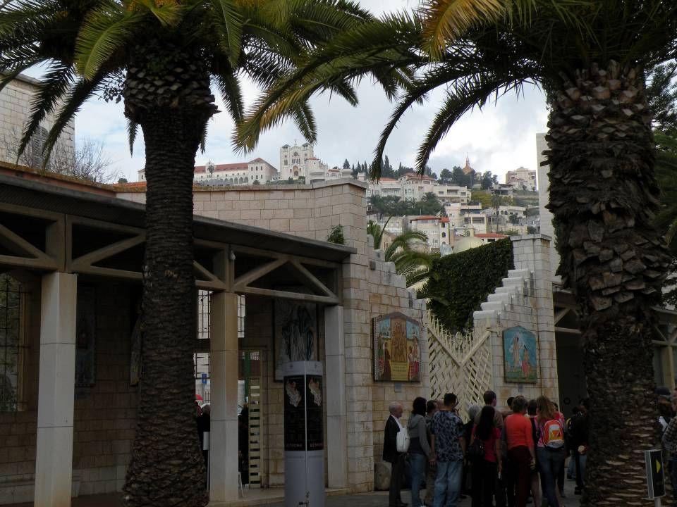 Franciscan church of the miracle Kfar Kana