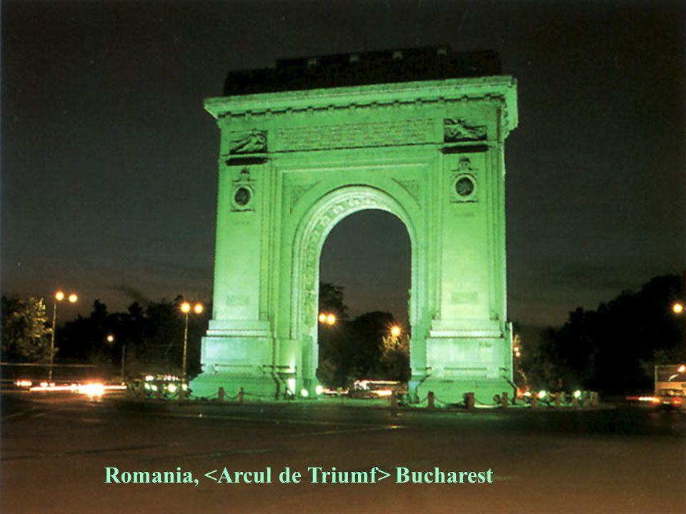 Romania, The Parliament -Bucharest