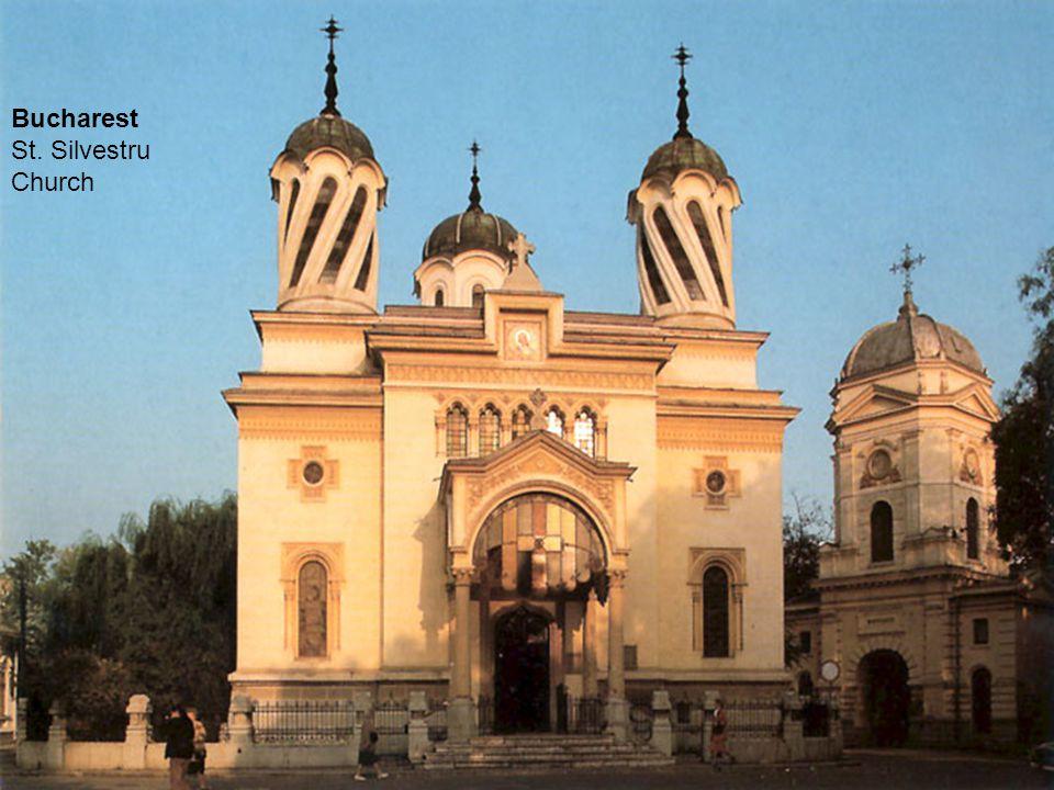 Romanian Ortodoxe Cathedral -Cluj Napoca