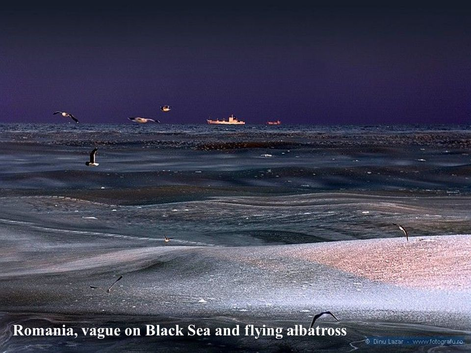 The Magical Colors of the Black Sea