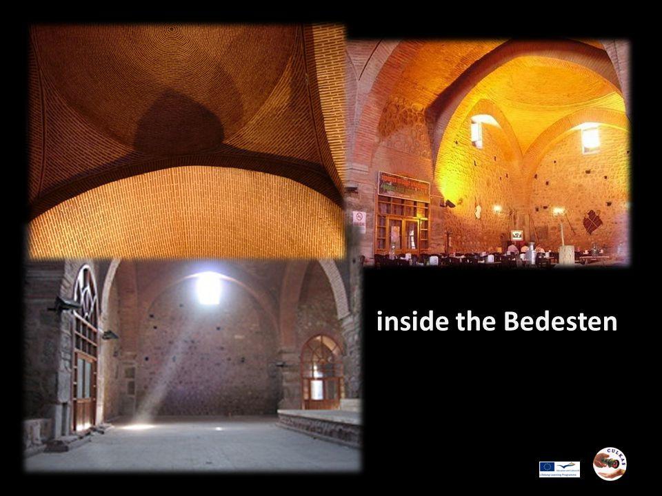 inside the Bedesten